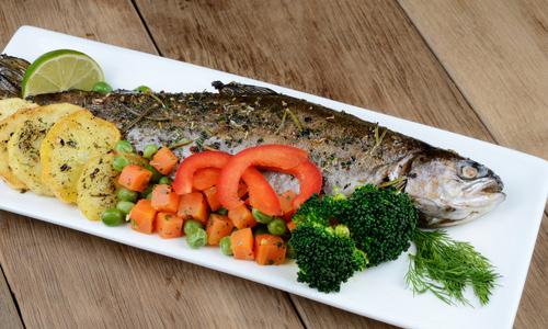 Рецепт рыбы в фольге