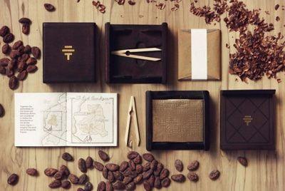 Самая дорогая плитка шоколада стоит 260 долларов