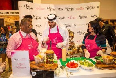 В Дубае продан гамбургер за 10000$