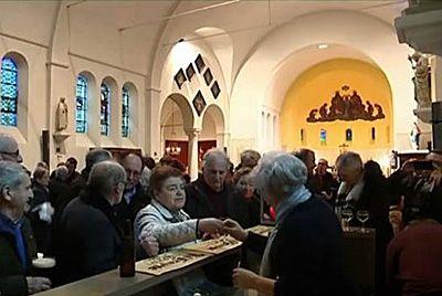 Церковь в Бельгии каждое воскресенье превращается в бар