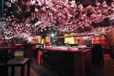 В Лондоне открылся бар, переносящий посетителей в Японию
