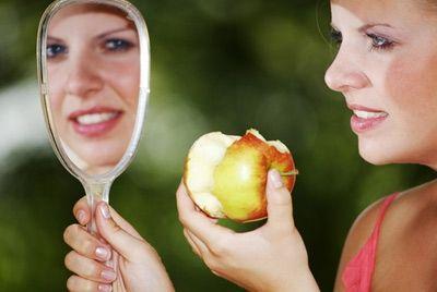Потеряли аппетит? Ешьте перед зеркалом!