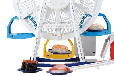 Колесо обозрения для суши