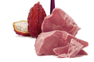 В Швейцарии создали розовый шоколад