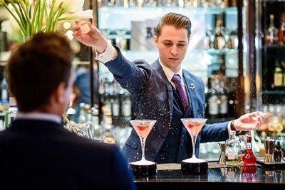 Лондонский бармен стал лучшим в рамках программы Beluga Signature