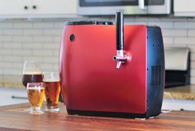 «Умная» пивоварня приготовит пиво по нажатию одной кнопки