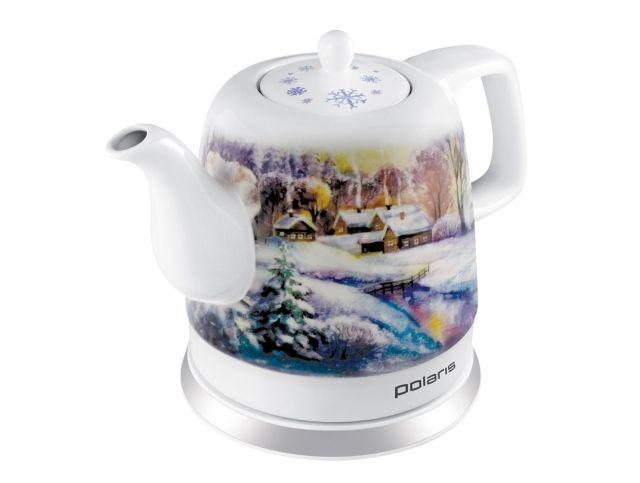 Новогодняя коллекция чайников Polaris