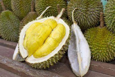 Жареный дуриан – новый взгляд на «короля фруктов»