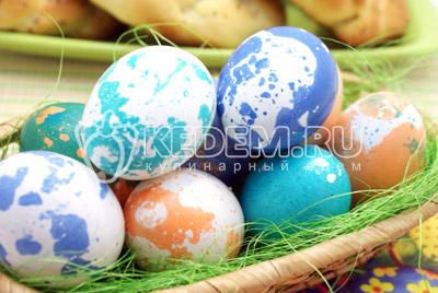 Пасхальные яйца «динозавриков»