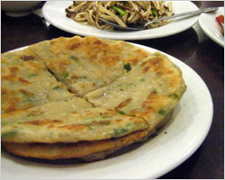 Китайские блины - лепешки лаобин
