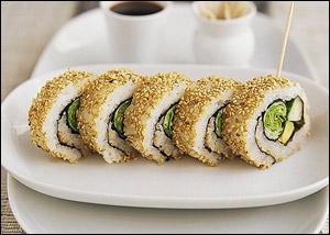 Калифорнийские роллы и другие псевдо-суши