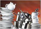 Посуда, столовые приборы, кухонная утварь: экскурс в историю