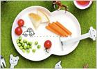 Посуда для детей: оригинальная и забавная
