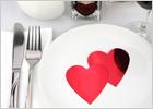 Романтическая посуда