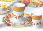 Одноразовая посуда от Paclan: отдых будет приятным!