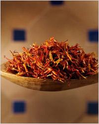 Шафран используется в кулинарии
