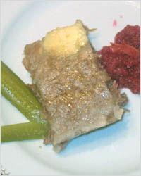 Рыба жаренная, традиционная русская кухня