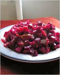 Винегрет — самый главный салат в русской кухне