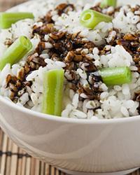 Китайская кухня: рис
