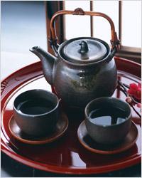 дегустация японского чая. АльпИндустрия