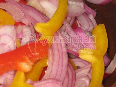 Лук красный (розовый, фиолетовый)