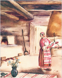 кухня украины