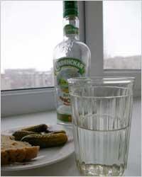 Водочный этикет: выпьем и поговорим