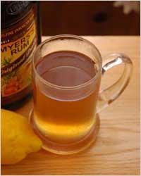 Грог.  Напиток английских моряков на основе рома.