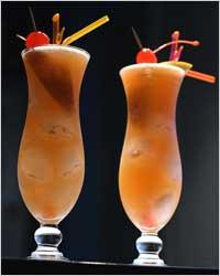 Новогодние коктейли на любой вкус
