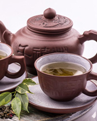 чайник (чаху) из исинской глины. 130 мл