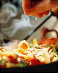 Четыре основных шага к здоровому питанию