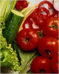 Больше кушайте овощи и зелень