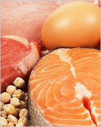 Диеты: рекомендуется рыба и мясо приготовленное на пару или на гриле
