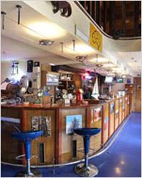 ресторан-бар «Australia open» - Необычные рестораны Земли. Часть 2. Москва