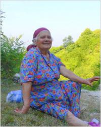 Тётушка  Арусяк