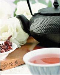 Китайский чай с ароматическими добавками