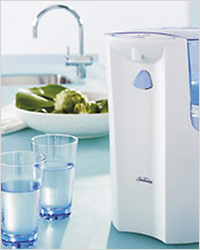 Кувшин-фильтр для очистки воды