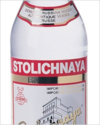 Столичная русская водка