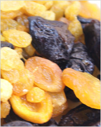 Сухофрукты Лакто-ово-вегетарианство.