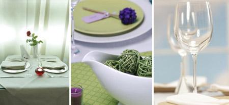 Сервировка стола в День Святого Валентина: Чистота отношений