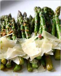 Как приготовить зелёные овощи