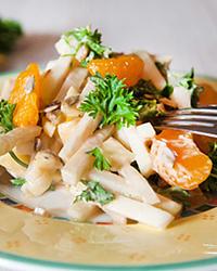 Немного об истории салатов