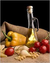 Средиземноморская диета. Баланс питания.