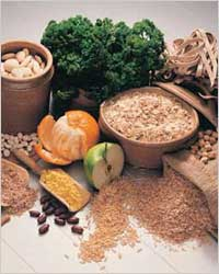 Средиземноморская диета. Зерновые.