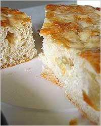 Средиземноморская диета. Сырный хлеб (тиропсомо).