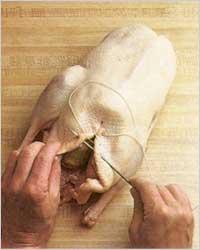 Как приготовить гуся