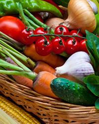 Как приготовить овощи