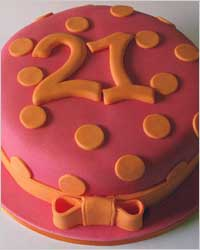 Украшение тортиков в домашних условиях