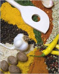 Индийская кухня. Пряности