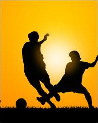 Рацион футболистов: пища для хорошей игры